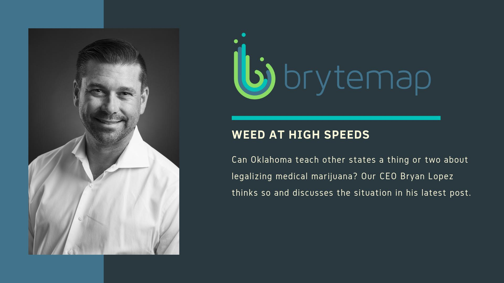 Weed at High Speed: Cannabis Legalization in Oklahoma